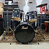 Drum Pearl Target 5 Piece plus Cymbal Set